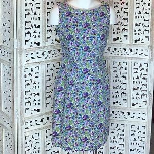 ~CDC~ Purple, Blue & Green Dress